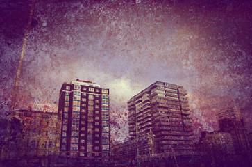 inner city grime