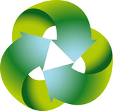Recycling icon 3