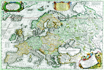 Map of Europe.1690