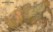 Russia old map