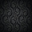 Seamless luxurious vector wallpaper