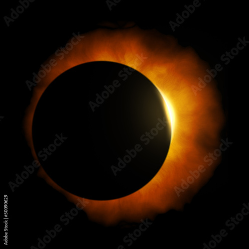 sun eclipse