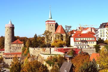 Bautzen town Budissin