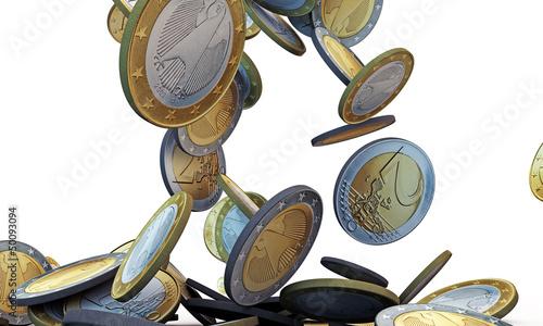 euri coins