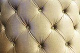 luxury texture of fabric furniture