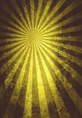 yellow burst textured