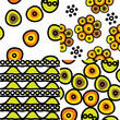 Seamless vector pattern of ethnic