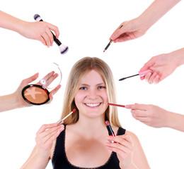 Das richtige Make Up