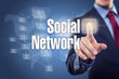 Social Network Interface