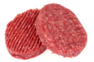 Deux steaks hachés