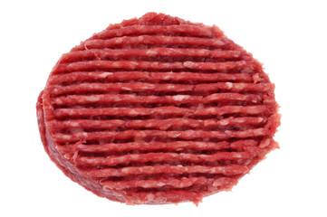 Steak haché industriel
