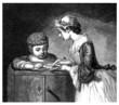 Learning to Read - Apprendre à Lire - 18th century