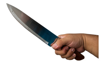 Hand hold knife