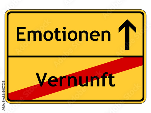 Vernunft - Emotionen
