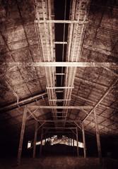 grunge warehous