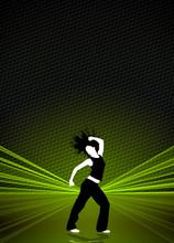 Zumba Fitness tańcu