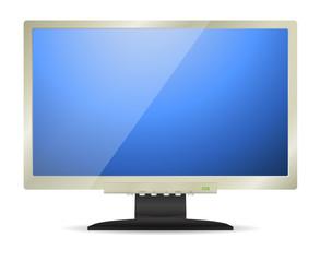 Silver monitor