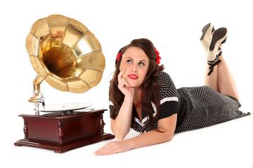 entspanntes Musikhören