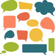 Speech Bubbles - 50117847