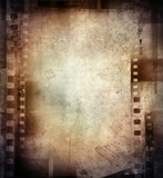 Fototapety Film negatives