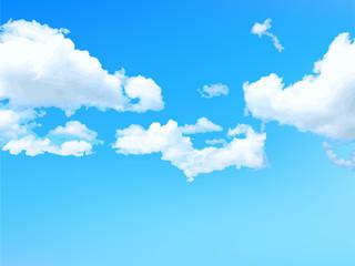 空 雲 背景 青空