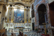 Basilica Cathedral of St. Agata. Gallipoli. Puglia. Italy.