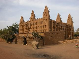 mosquée paysa Dogon
