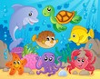 Coral reef theme image 5