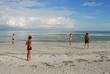 jeux de plage à Sanibel