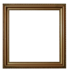 Frame with isolated canvas