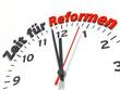 Zeit für Reformen