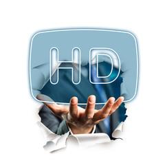 HD Präsentation