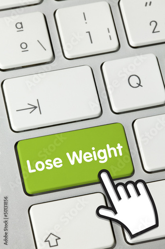 Lose weight keyboard key