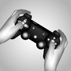 Game Pad Graphic