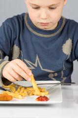 Child dinner_5