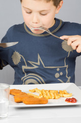 Child dinner_3
