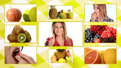 fruits and healthcare