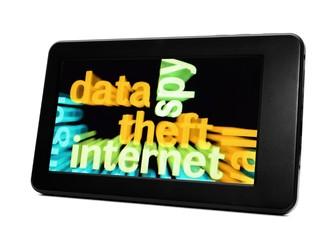 Data theft internet