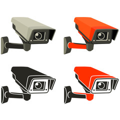 Video surveillance cam