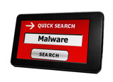 Search for malware