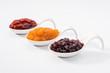 Marmellata di albicocca, fragola e prugna - Jam