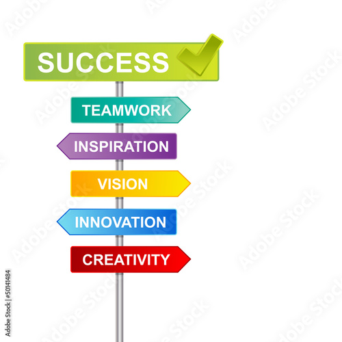 success signs