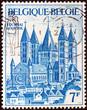 Tournai Cathedral (Belgium 1971)