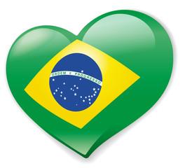 Herz Brasilien
