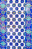 Handmade Turkish Blue Tile