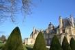 château de maisons laffite, bosquets