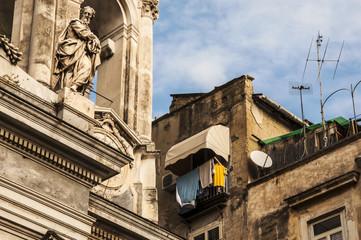 neapolitan buildings