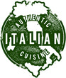 Authentic Italian Restaurant Menu Stmap