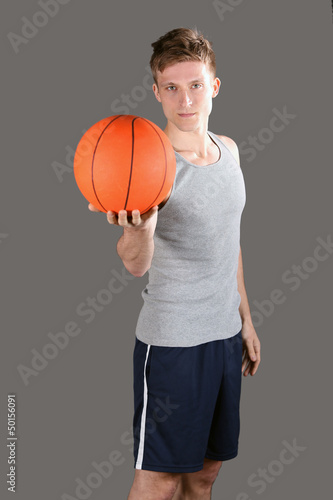 Man basketball