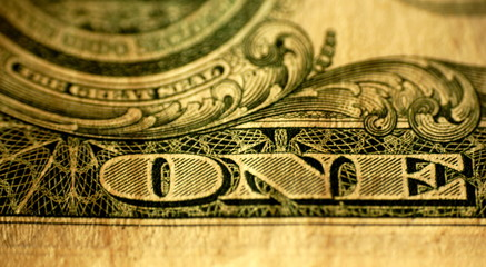 währung - one us dollar